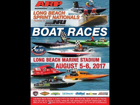 LONG BEACH SPRINT NATIONALS SATURDAY AUGUST 5TH  2017
