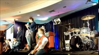 DCcon 2014 Misha Collins TSA America Questions No Footage Of Shorts Lower The Volume