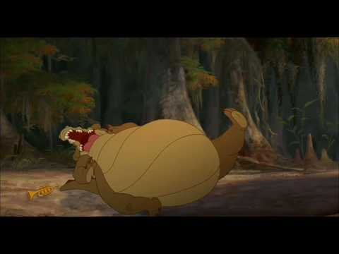 Princess and the frog louis - photo#45