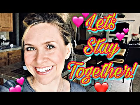 LET'S STAY TOGETHER | April 25, 2018 | Traci B