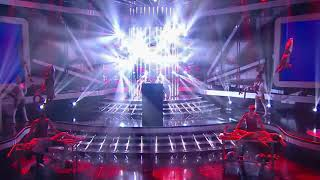 One to One! Lady Gaga Poker Face (sung by Teona Dolnikova) Russia