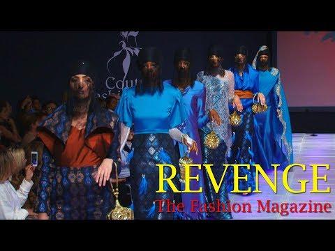 Mak Cun by Erma Fatima @ Couture Fashion Week (Sept. 2017)