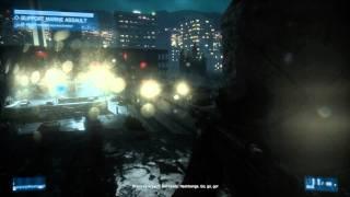 Battlefield 3 - Mission Night Shift Sniper | on AMD HD 6970 2GB | Full HD 1080p