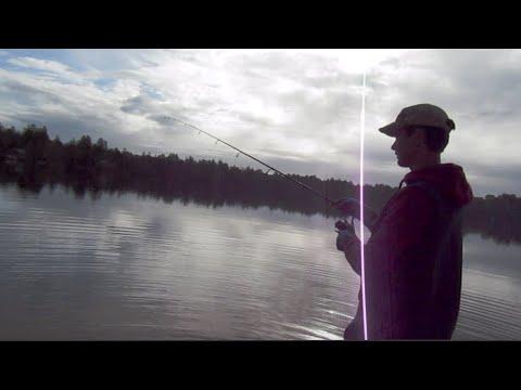Trout Fishing Cape Cod April 6, 2020