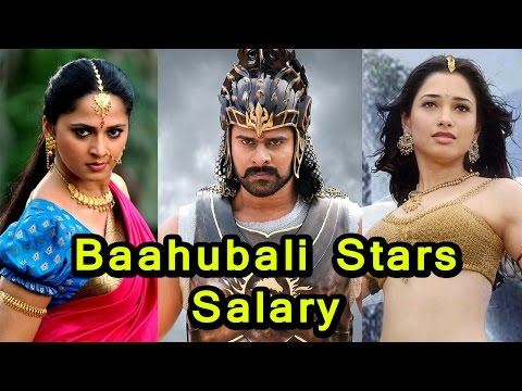 Thumbnail: Baahubali 2 Actors Salary