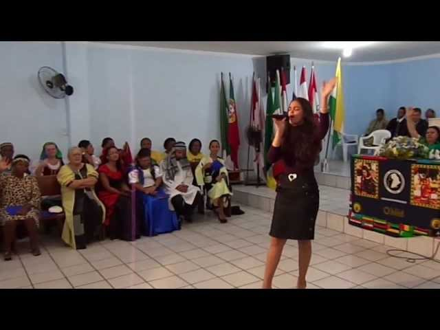 Cantora Kenia Miranda Travel Video