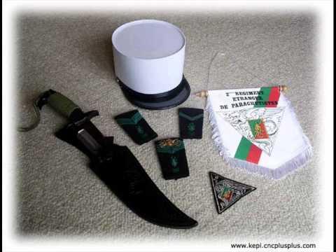 Képi blanc - CHANSONS de la Legion etrangere/Lieder aus der Fremdenlegion
