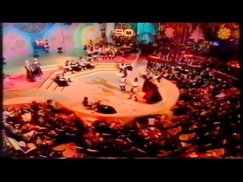 Xota de Ordes, Luis Prego e Julián 1990