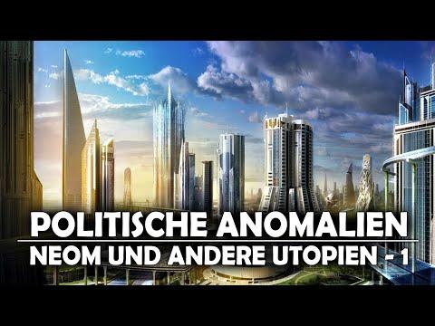 Neom und andere Utopien - Wiegen des Transhumanismus [1. Teil]