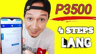 Kumita Ng P3500 Online 4 Steps Lang Kumita Gamit Ang Cellphone