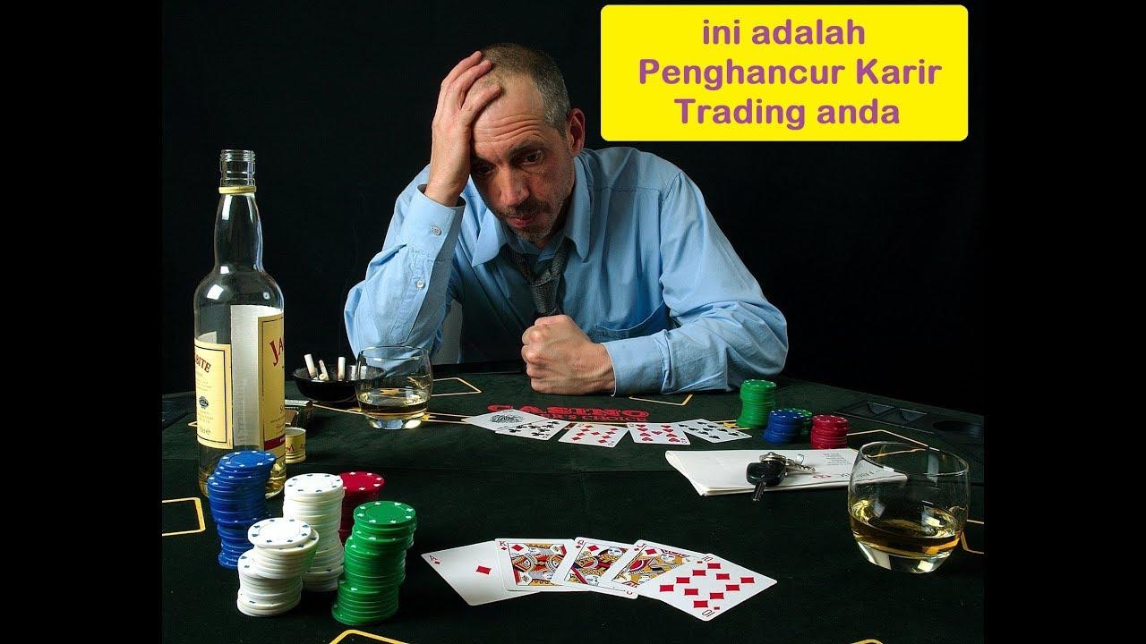 Penghancur karir Trading saham - YouTube