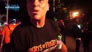 Sunway Lagoon - Nights Of Fright 4  | Mek Onie