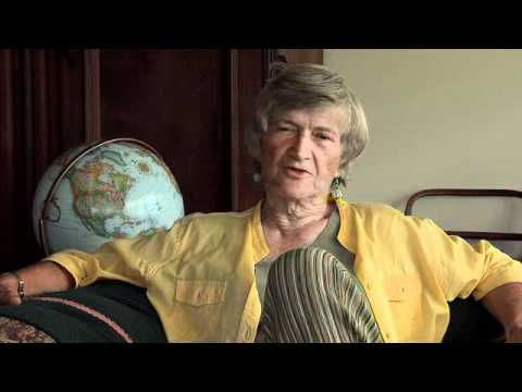 Joan Gussow on Growing, Older (extended version)