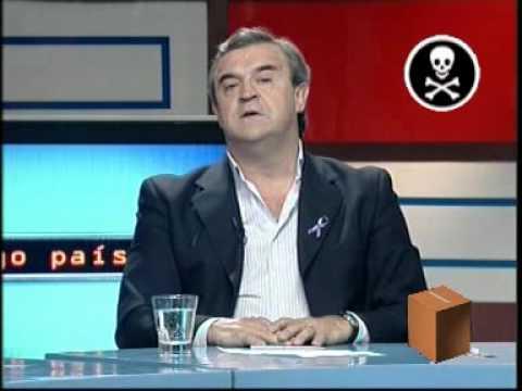 LARRAÑAGA Y ALDO SILVA PELEA COMPLETA EN CODIGO PAIS CANAL 12.mpg