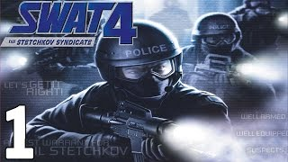 SWAT 4 The Stetchkov Syndicate Mission 1 FunTime Amusements