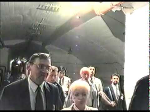 Illarionov59: 1995  первые иностранцы в Балаклавских штольнях