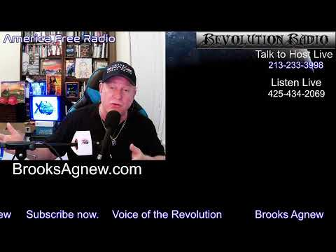 Nork Parade of Fears: America Free Radio with Brooks Agnew 14 October, 2020