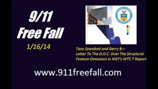 9 11 free fall 1 16 14 tony szamboti and gerry b omissions in nist s wtc 7 report