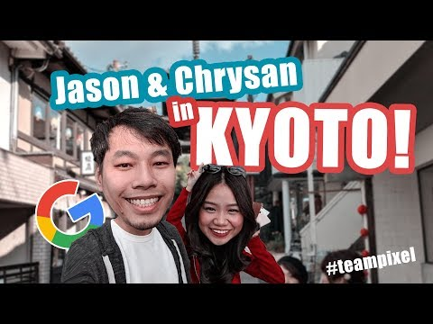 See Kyoto with Jason & Chrysan!