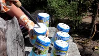 горшочки для рассады(Ёмкости для рассады из подручных средств., 2015-08-27T19:00:22.000Z)