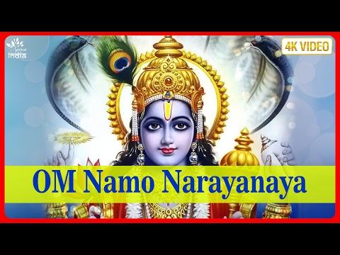 Om Namo Narayanaya Meditation Mantra For Good Luck смотреть