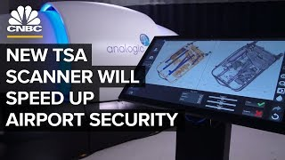 This New Scanner Could Speed Up Airport Security