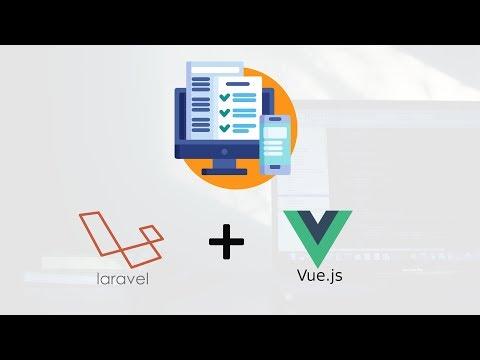 Tutorial POS Restaurante – Laravel + Vue.js Parte 2 : Categorías de producto thumbnail