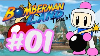 "Bomberman Land Touch! (Part 1) ""Pirate Fun"""