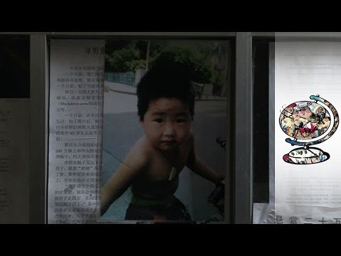 China's Huge and Hushed-Up Child Trafficking Problem (2009)