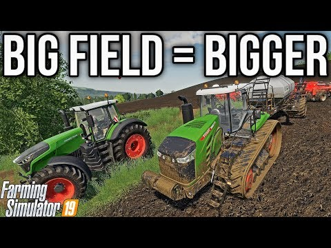 making-the-largest-field-bigger!- -petervill-fs19