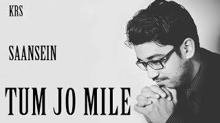 Tum Jo Mile Karaoke | Armaan Malik | SAANSEIN | Vivek Kar | KRS