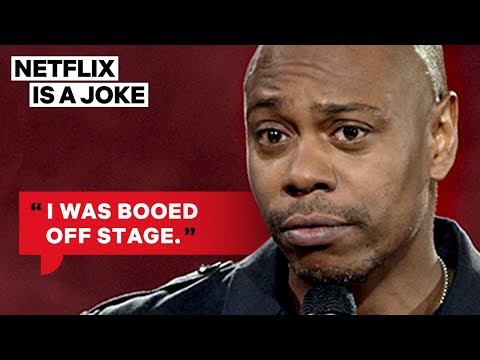 Dave Chappelle Smoked