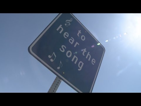 Out of tune: New Mexico has no plans on fixing 'Singing road'