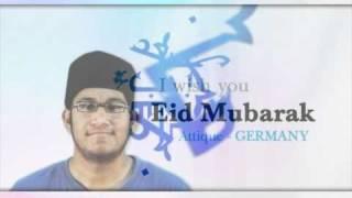 Eid-ul-Fitr: Eid Messages (Germany)