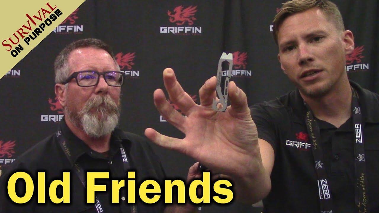 Griffin Pocket Tools - Georgia Bushcraft - Bushcraft Coffee - Blade Show 2021