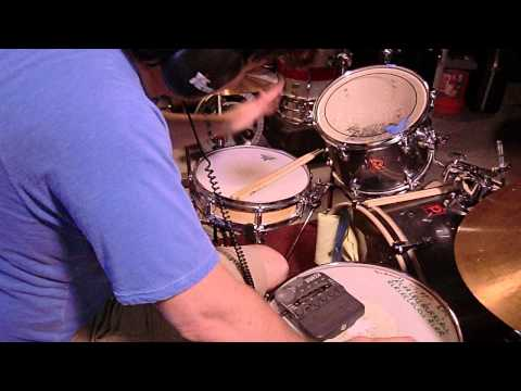 DRUMMERS: PRACTICING TIME ** WITH & WITHOUT A METRONOME/CLICK