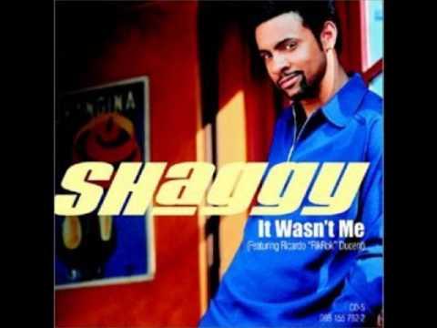 Shaggy- It Wasn't Me [Explicit Version]