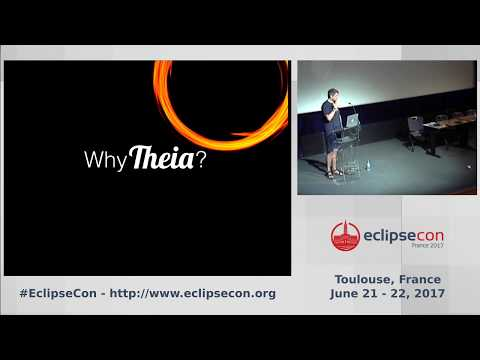 Theia - One IDE Framework For Desktop & Cloud, by