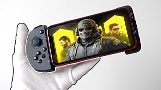 "iPhone 11 ""Touchroller"" Unboxing (GameSir G6s Controller) Call of Duty Mobile, PUBG"
