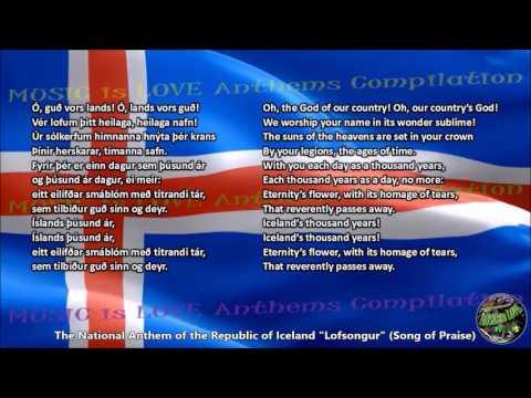 Iceland National Anthem