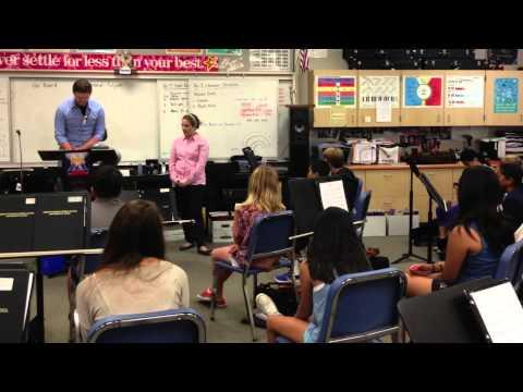 YOMP at Manhattan Beach Middle School