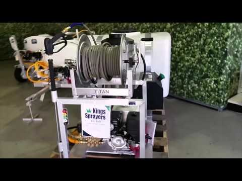200 Gallon Hot Water Pressure Washer By Kings Sprayers | Sprayer Depot, #1 For Spray Equipment