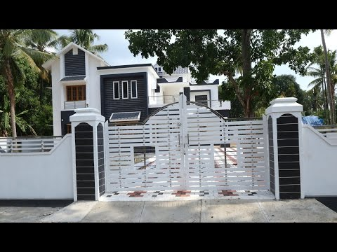 Chalakudy, 20 cents plot and 3900 sq ft, luxury house for sale in Chalakudy, Kerala