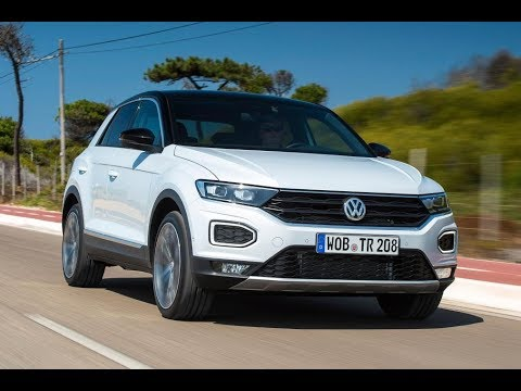 new volkswagen t roc 2017 review first look drive full. Black Bedroom Furniture Sets. Home Design Ideas