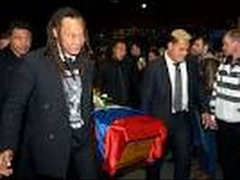 Jerry Collins funeral: rugby greats pay tribute to former All Black
