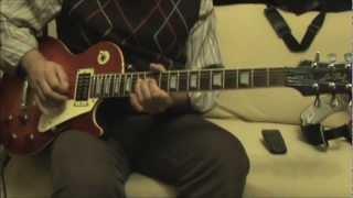 Fender stratocaster -Gibson Les Paul Studio