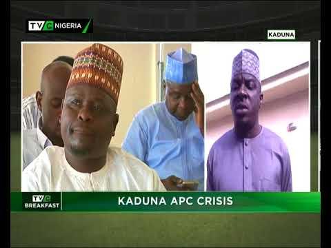 TVC Breakast 20th Feb. 2018   Kaduna APC Crisis