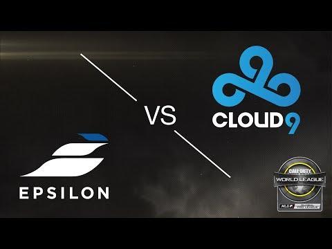 Epsilon eSports vs Cloud9 - CWL Global Pro League Stage 2 - Group Green - Day 1