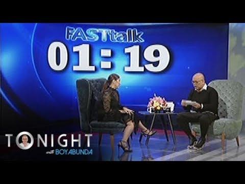 TWBA: Fast Talk with Ara Mina