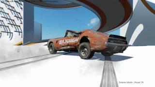 next car game sneak peek 2.0 crashes, physics canon, demolition and smash